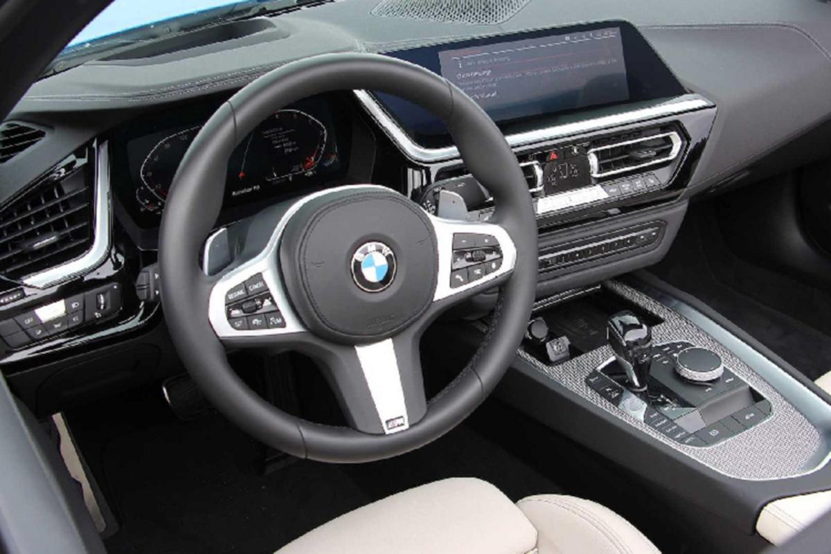 BMW Z4 2020 chinh hang ban ra khoang 3,3 ty tai Viet Nam-Hinh-4