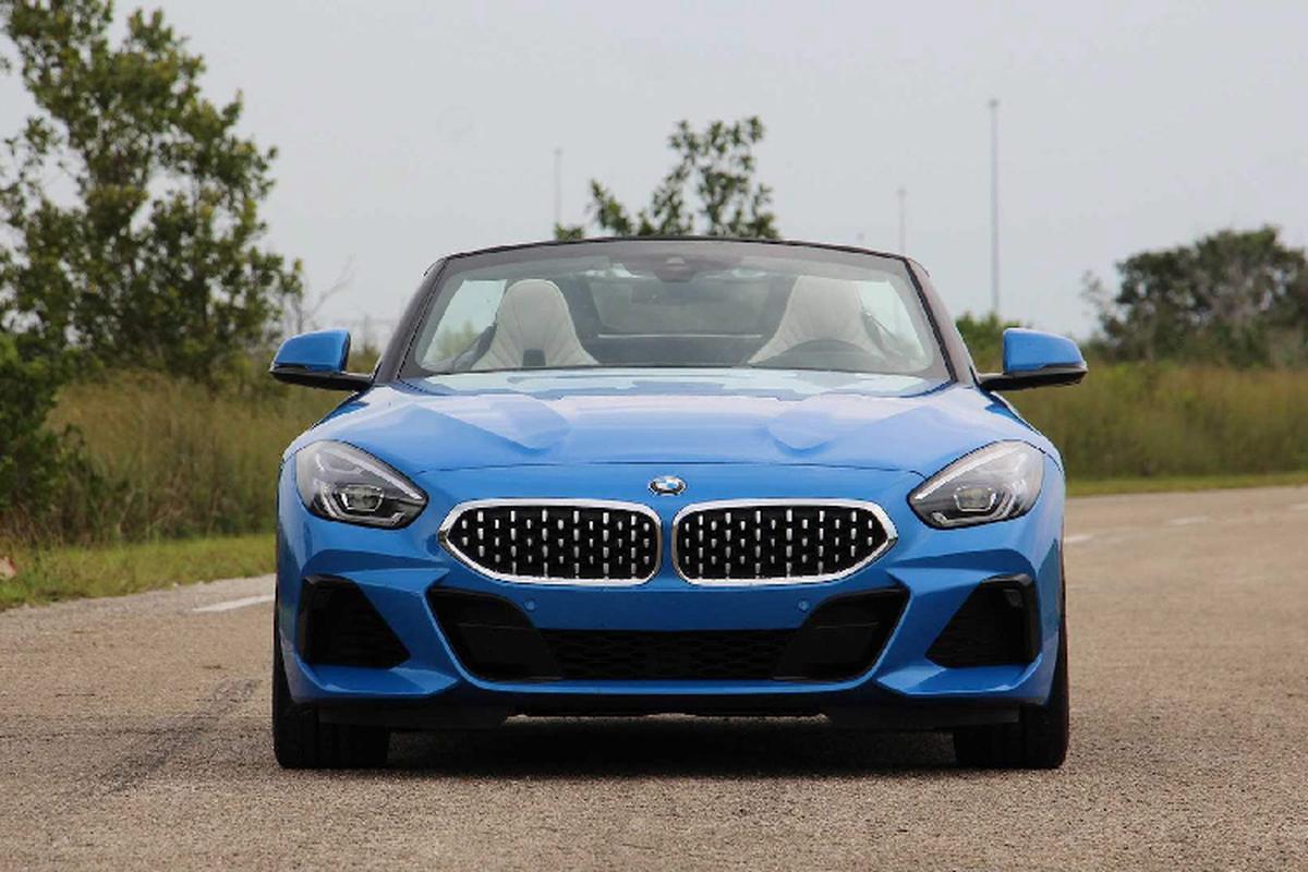 BMW Z4 2020 chinh hang ban ra khoang 3,3 ty tai Viet Nam-Hinh-5