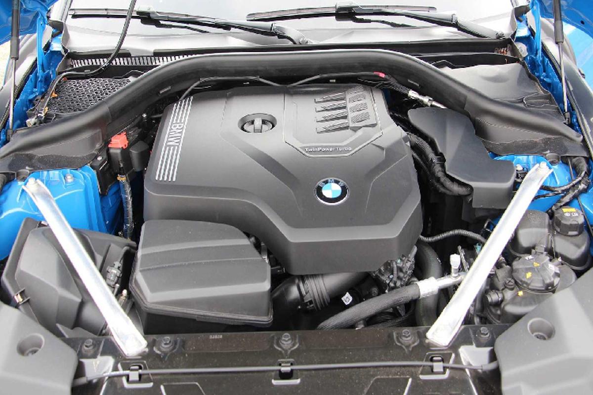BMW Z4 2020 chinh hang ban ra khoang 3,3 ty tai Viet Nam-Hinh-7