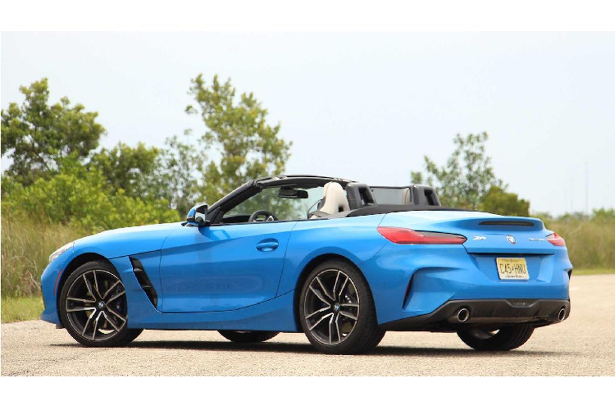 BMW Z4 2020 chinh hang ban ra khoang 3,3 ty tai Viet Nam-Hinh-8