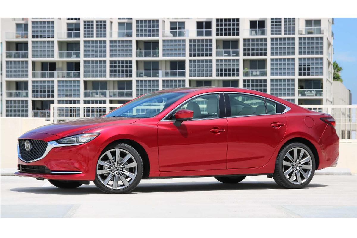 Mazda6 2020 sap ra mat tai Viet Nam se co gia ban ra sao?-Hinh-3