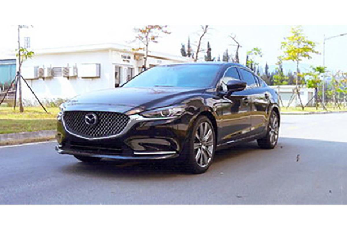 Mazda6 2020 sap ra mat tai Viet Nam se co gia ban ra sao?-Hinh-4