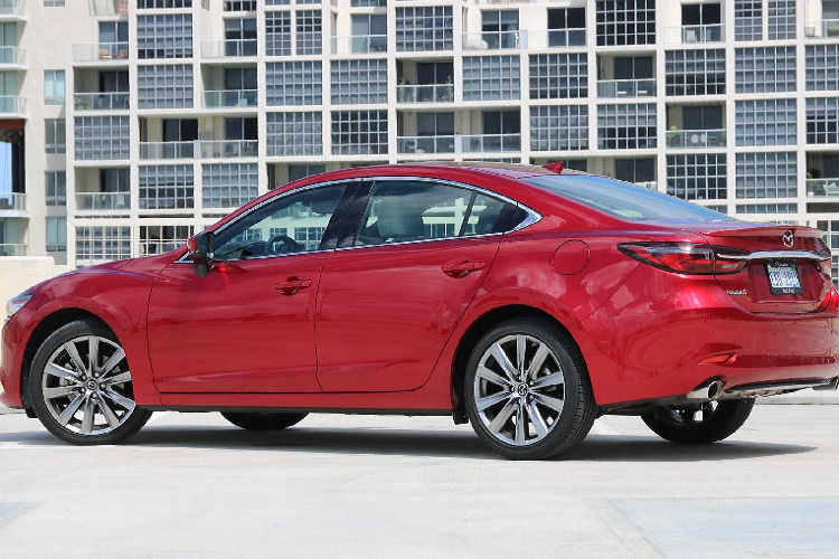 Mazda6 2020 sap ra mat tai Viet Nam se co gia ban ra sao?-Hinh-7