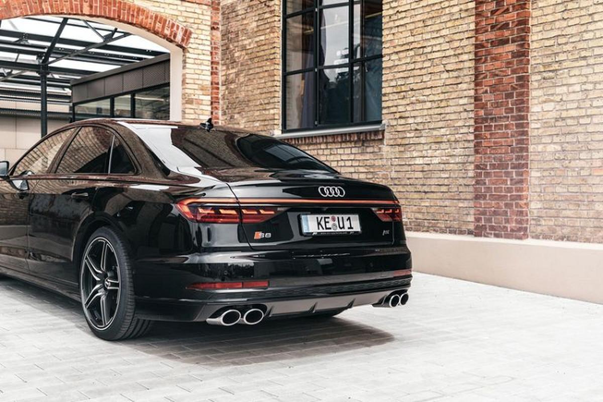 Audi S8 2020 se nhanh nhu sieu xe nho ABT Sportsline-Hinh-2
