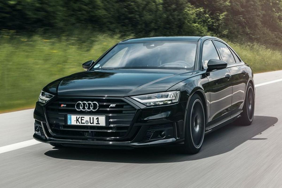 Audi S8 2020 se nhanh nhu sieu xe nho ABT Sportsline-Hinh-5