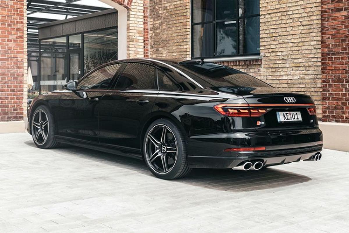 Audi S8 2020 se nhanh nhu sieu xe nho ABT Sportsline-Hinh-6