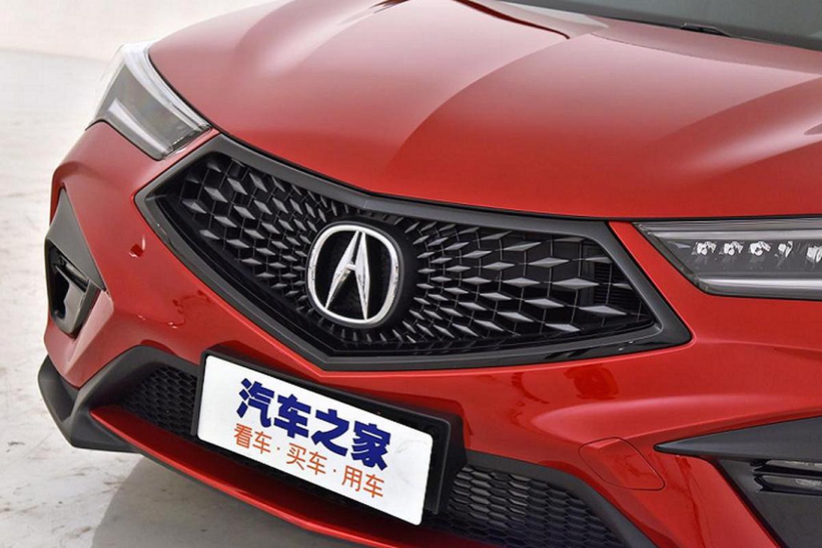 Acura CDX 2020 moi hon 750 trieu dong tai Trung Quoc-Hinh-2