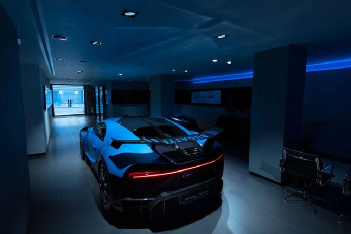 Sieu pham Bugatti Chiron Pur Sport da co mat tai London-Hinh-4