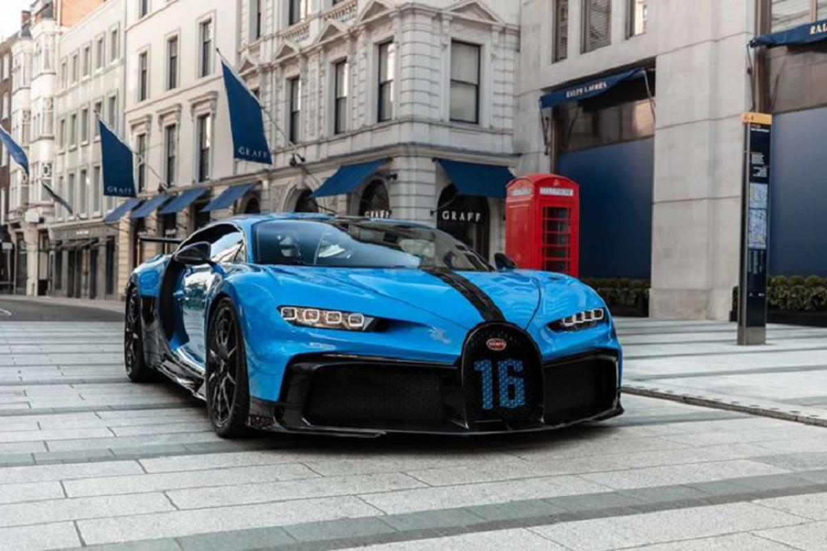 Sieu pham Bugatti Chiron Pur Sport da co mat tai London-Hinh-5