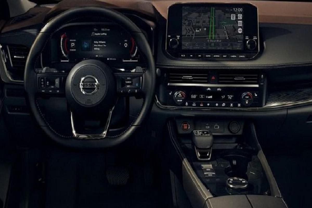 Nissan X-Trail 2021 hoan toan moi sap ra mat thay doi nhung gi?-Hinh-3