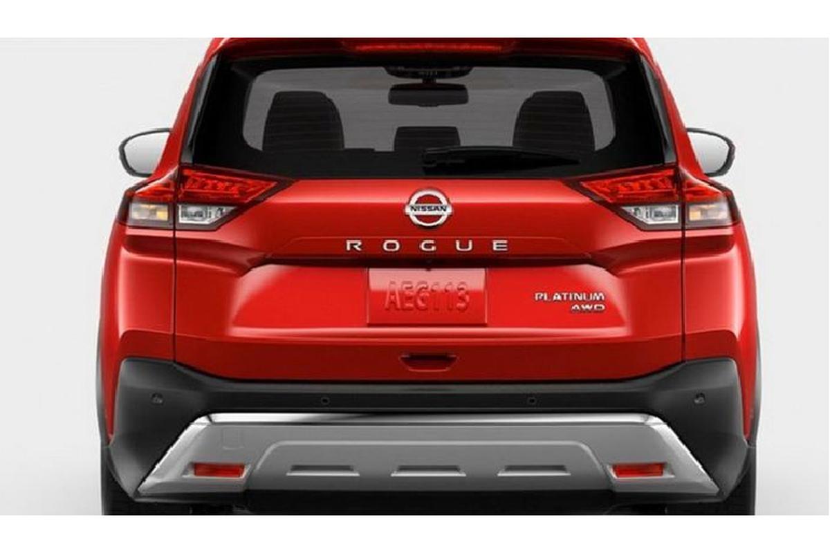 Nissan X-Trail 2021 hoan toan moi sap ra mat thay doi nhung gi?-Hinh-6