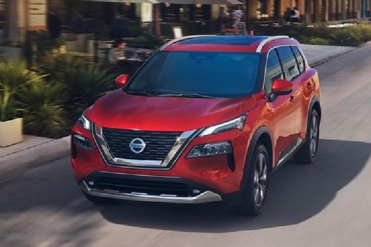 Nissan X-Trail 2021 hoan toan moi sap ra mat thay doi nhung gi?