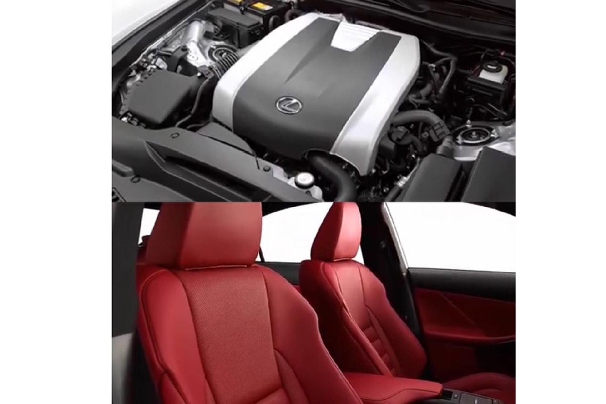 Lexus IS 2021 the he moi lo dien truoc them ra mat-Hinh-6