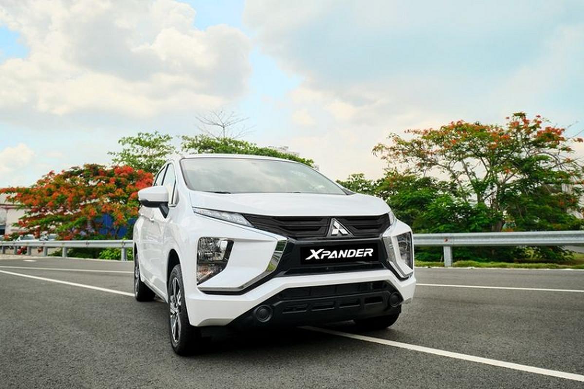 Can canh Mitsubishi Xpander 2020 MT hon 550 trieu tai Viet Nam-Hinh-7