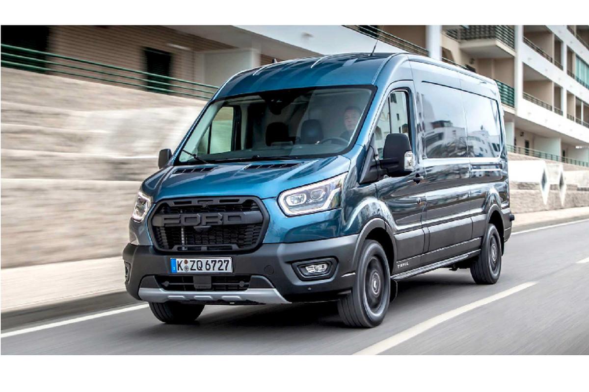Chi tiet Ford Transit va Tourneo phien ban nang cap moi-Hinh-2
