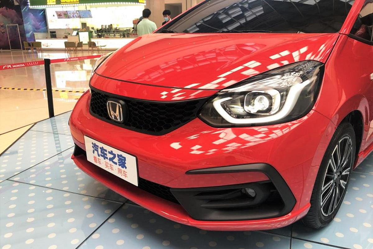 Ra mat Honda Jazz 2020 moi, sat vach Viet Nam-Hinh-3