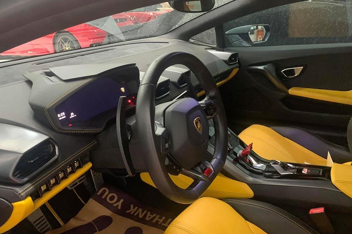 Sieu xe Lamborghini Huracan