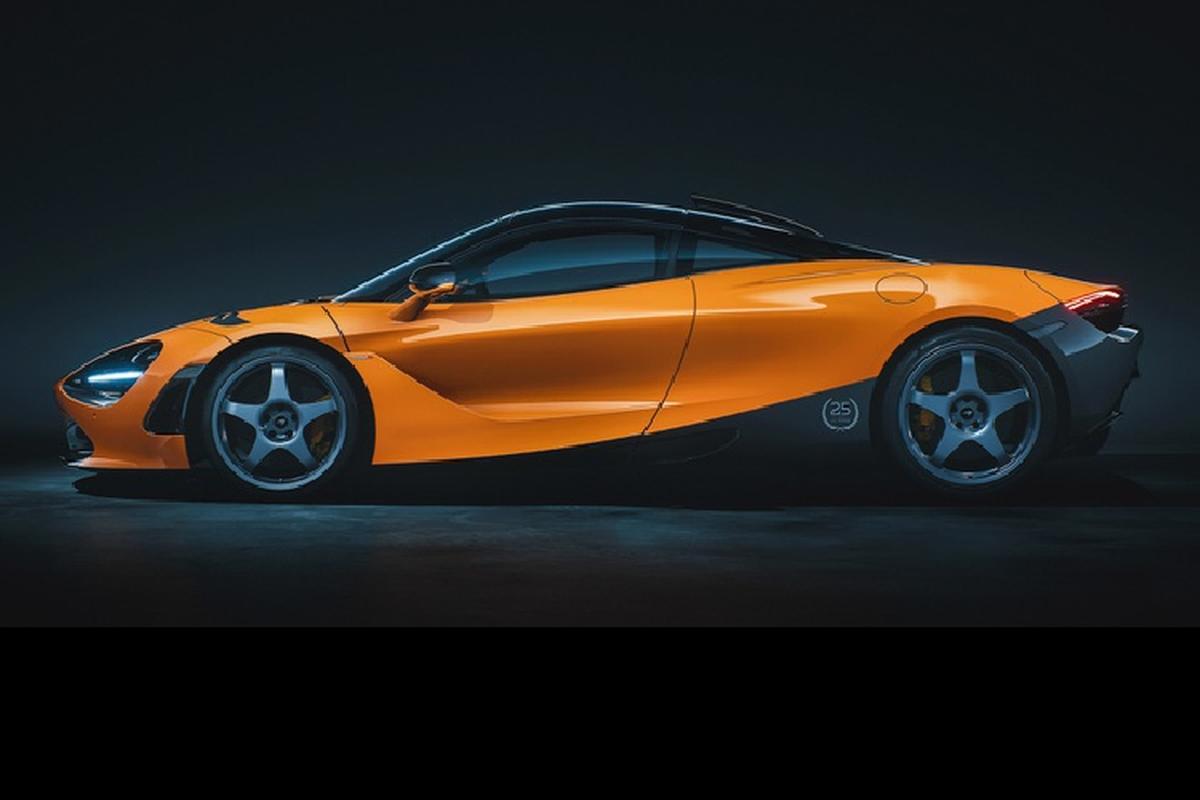 McLaren 720S Le Mans ban gioi han 50 xe, tu hon 6,6 ty dong-Hinh-2