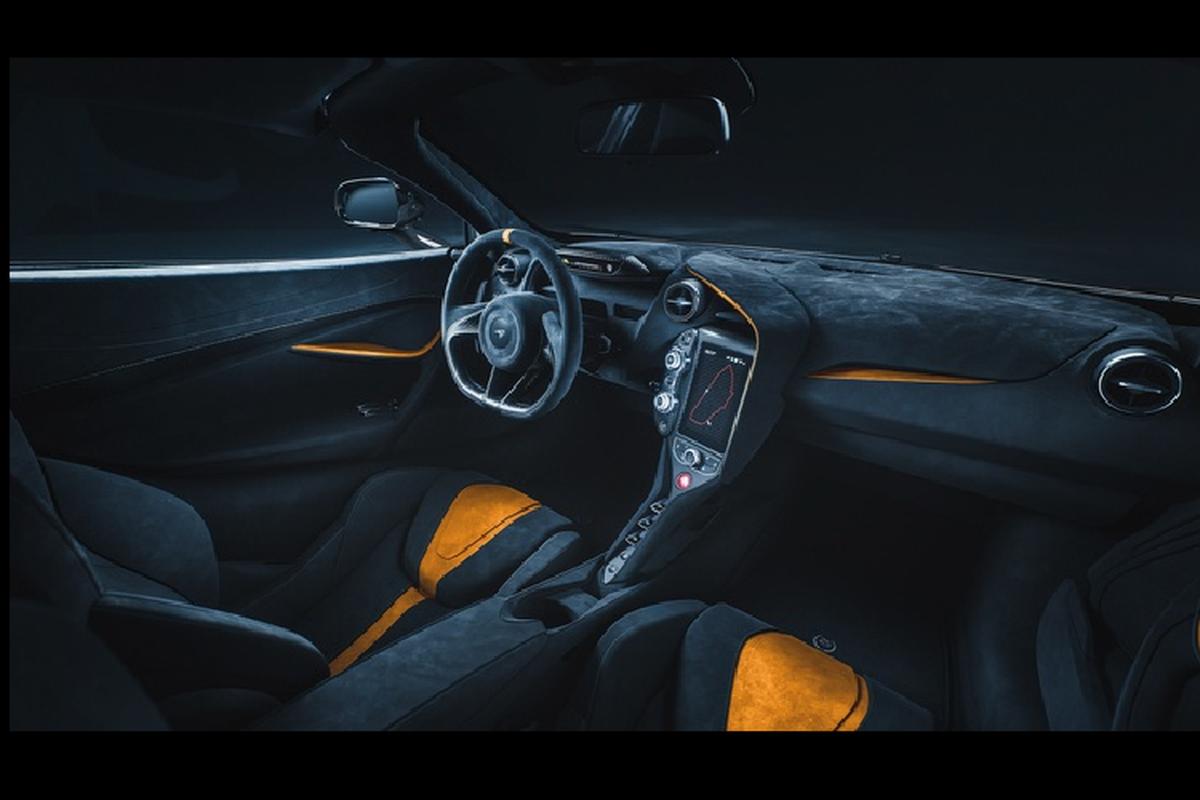 McLaren 720S Le Mans ban gioi han 50 xe, tu hon 6,6 ty dong-Hinh-5
