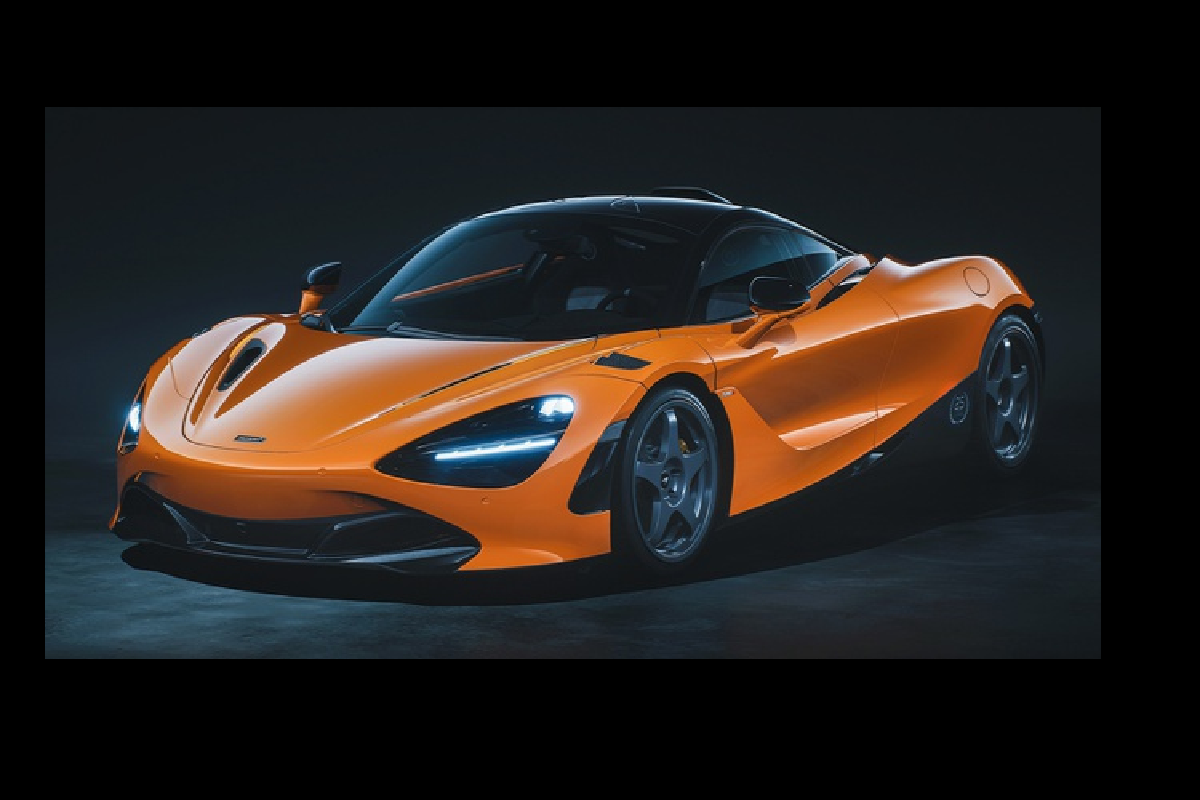 McLaren 720S Le Mans ban gioi han 50 xe, tu hon 6,6 ty dong