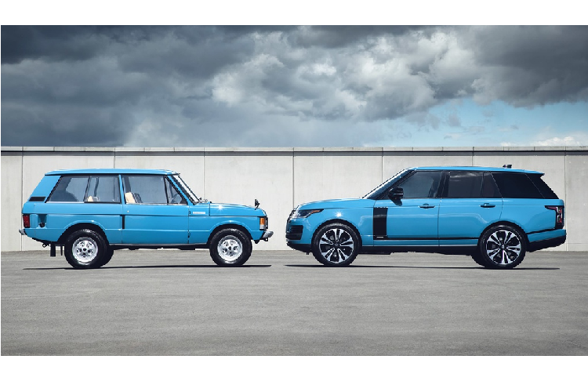 Range Rover Fifty phien ban ky niem 50 nam, gioi han 1970 chiec-Hinh-2