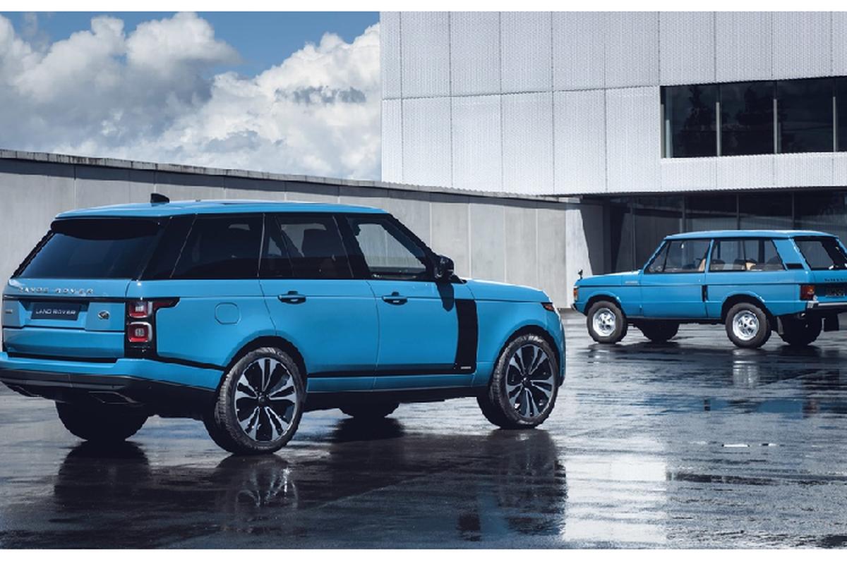 Range Rover Fifty phien ban ky niem 50 nam, gioi han 1970 chiec