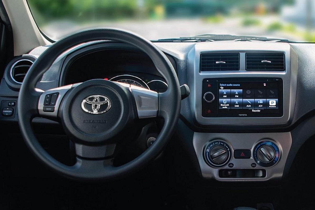 Toyota Wigo 2021 moi tu 260 trieu dong tai Philippines-Hinh-6