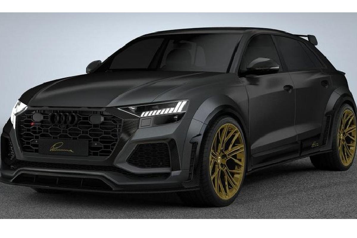 """Lumma Design """"xuat chieu"""" giup Audi RS Q8 tang 700 ma luc-Hinh-2"""