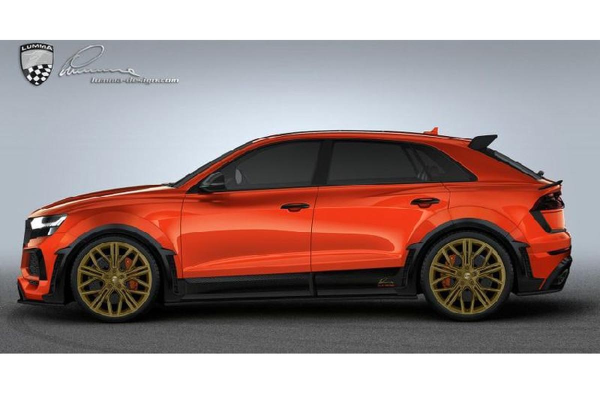 """Lumma Design """"xuat chieu"""" giup Audi RS Q8 tang 700 ma luc-Hinh-3"""