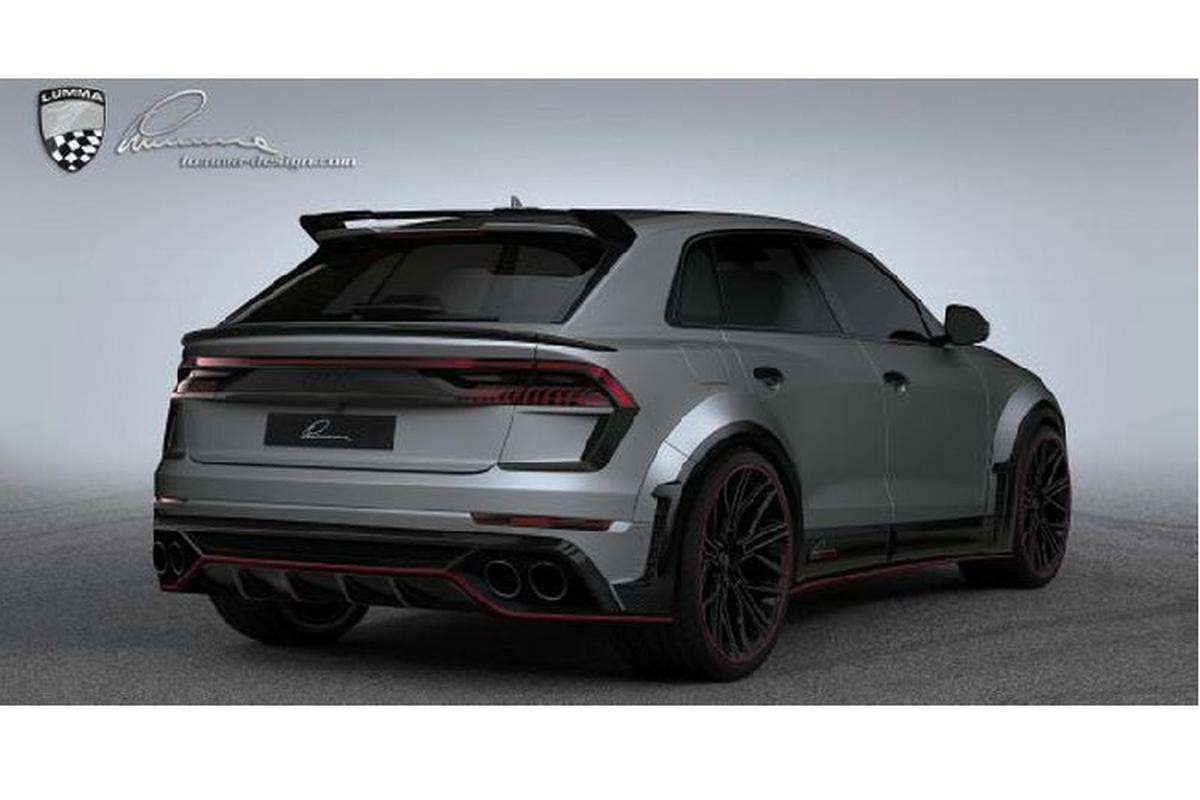 """Lumma Design """"xuat chieu"""" giup Audi RS Q8 tang 700 ma luc-Hinh-4"""
