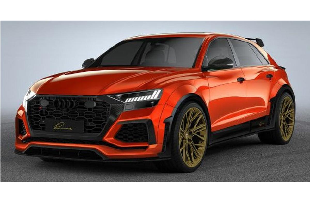 """Lumma Design """"xuat chieu"""" giup Audi RS Q8 tang 700 ma luc-Hinh-5"""