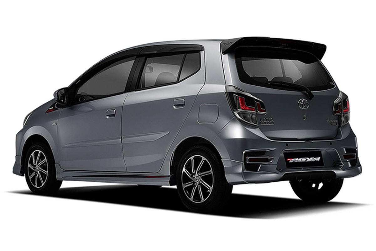 Toyota Wigo 2021 moi tu 260 trieu dong tai Philippines-Hinh-10