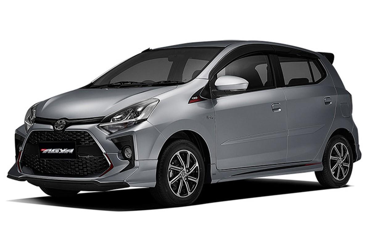 Toyota Wigo 2021 moi tu 260 trieu dong tai Philippines-Hinh-11
