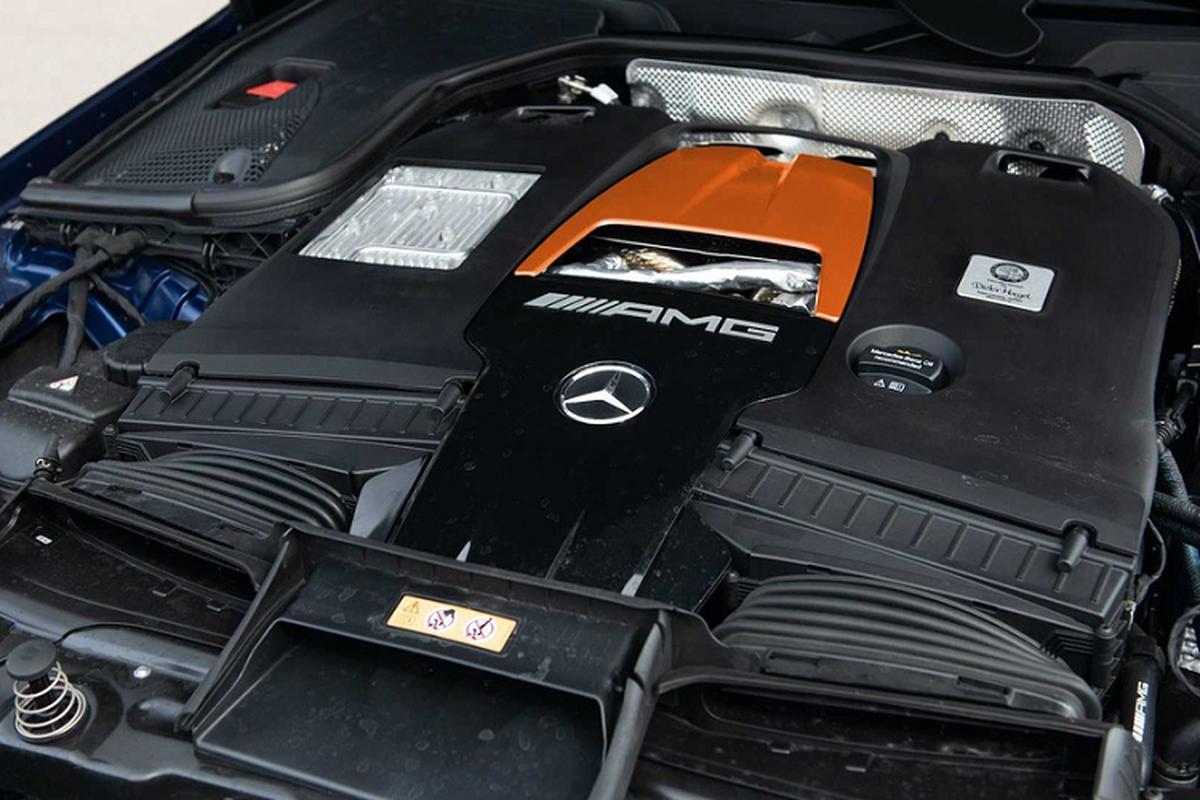 Mercedes-AMG GT 63 do, manh hon