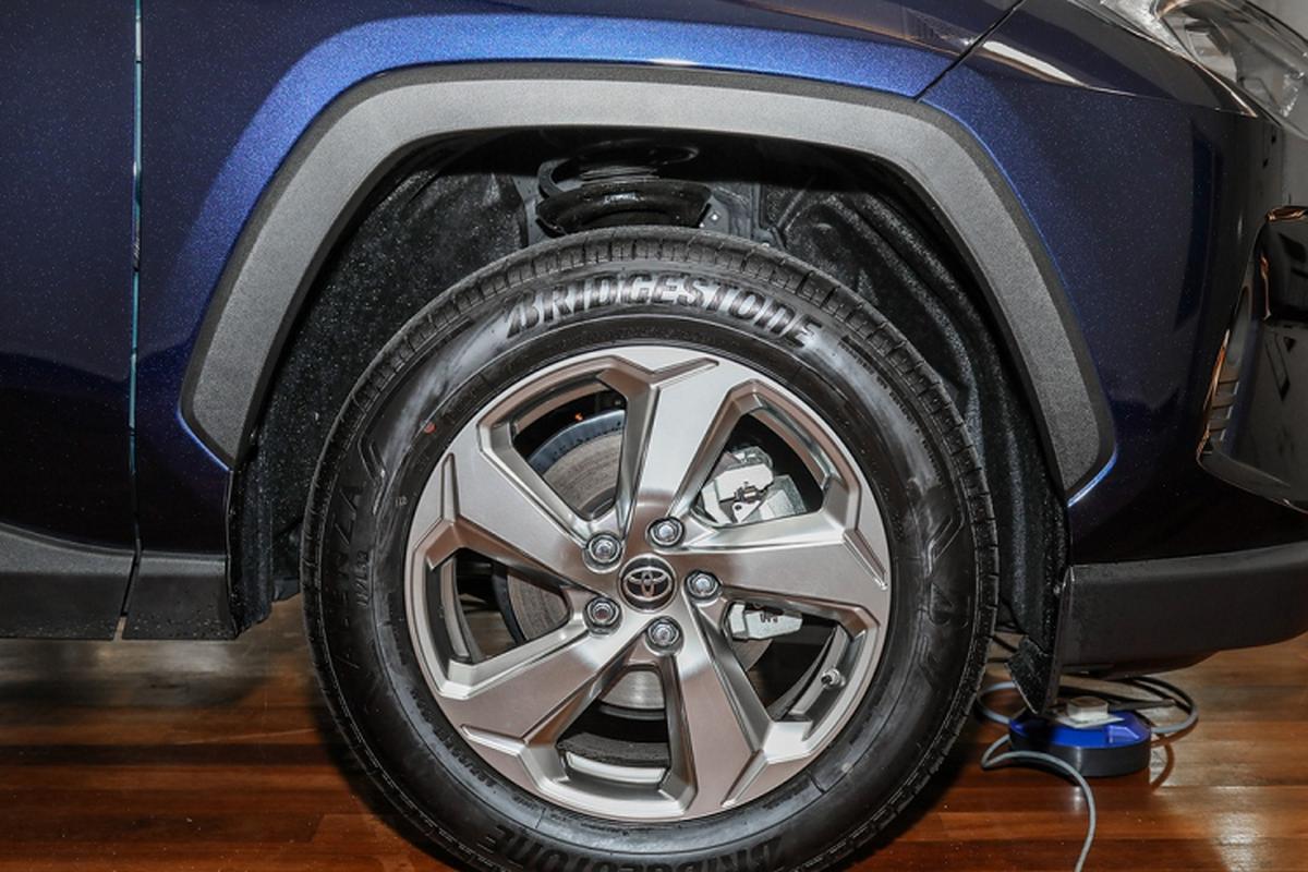 Ra mat Toyota RAV4 2021 tu 1 ty dong tai Dong Nam A-Hinh-4
