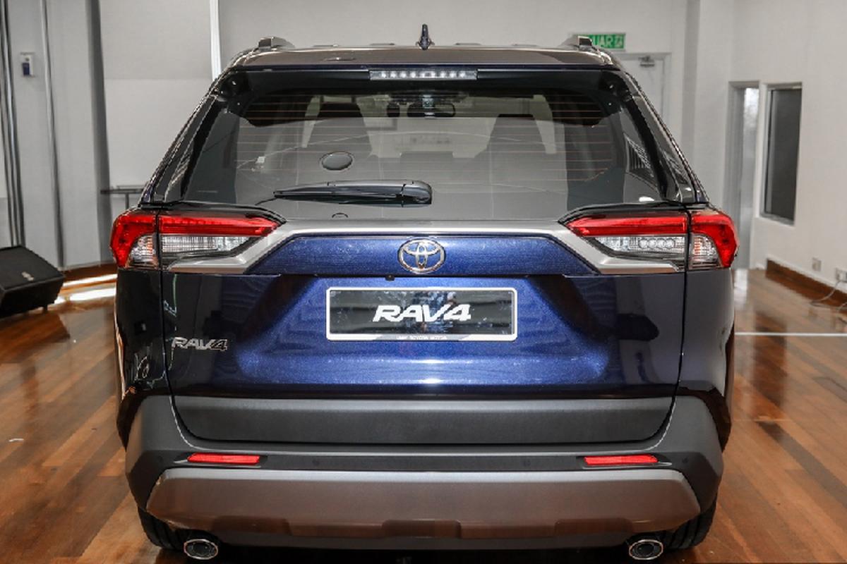 Ra mat Toyota RAV4 2021 tu 1 ty dong tai Dong Nam A-Hinh-5
