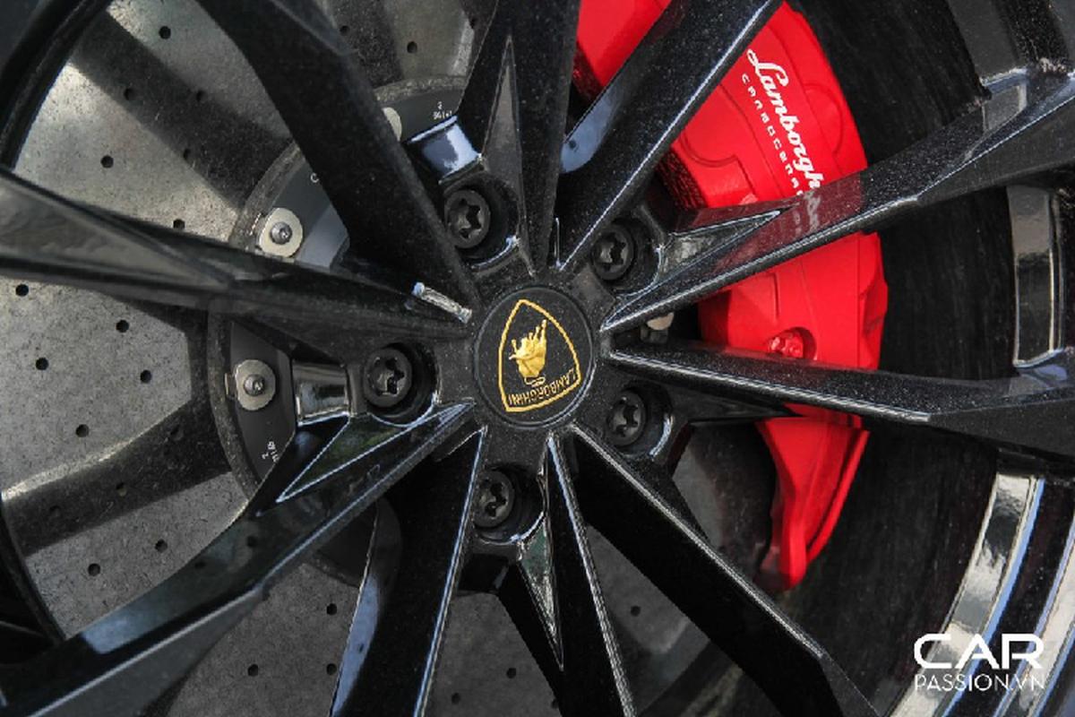 Sieu SUV Lamborghini Urus mau doc, hon 20 ty tai Ha thanh-Hinh-6