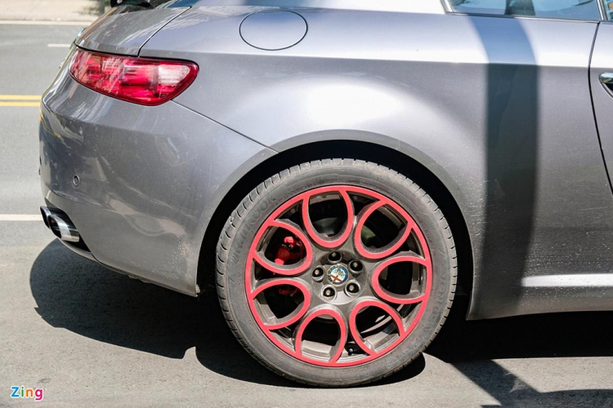 Alfa Romeo Brera hang hiem hon 10 nam tuoi tai Viet Nam-Hinh-3