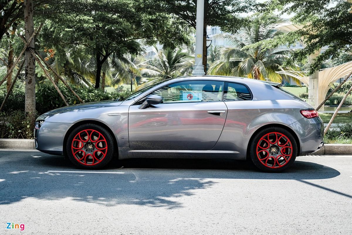 Alfa Romeo Brera hang hiem hon 10 nam tuoi tai Viet Nam-Hinh-4