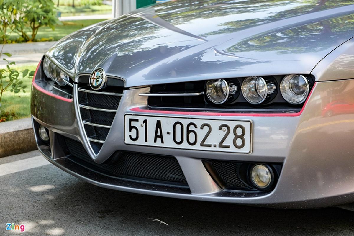 Alfa Romeo Brera hang hiem hon 10 nam tuoi tai Viet Nam-Hinh-5
