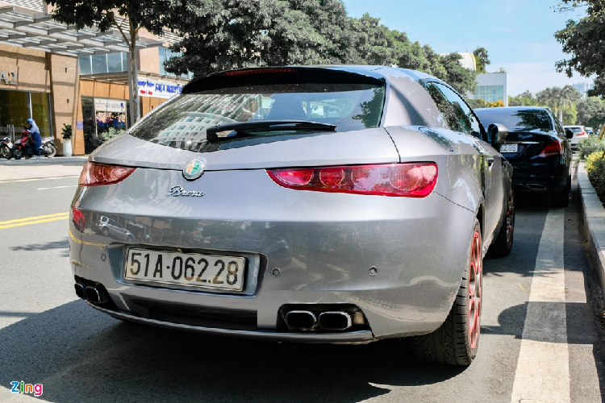 Alfa Romeo Brera hang hiem hon 10 nam tuoi tai Viet Nam-Hinh-6