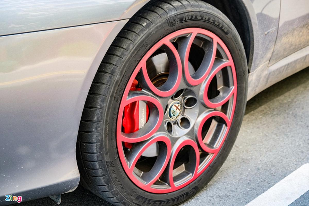 Alfa Romeo Brera hang hiem hon 10 nam tuoi tai Viet Nam-Hinh-8