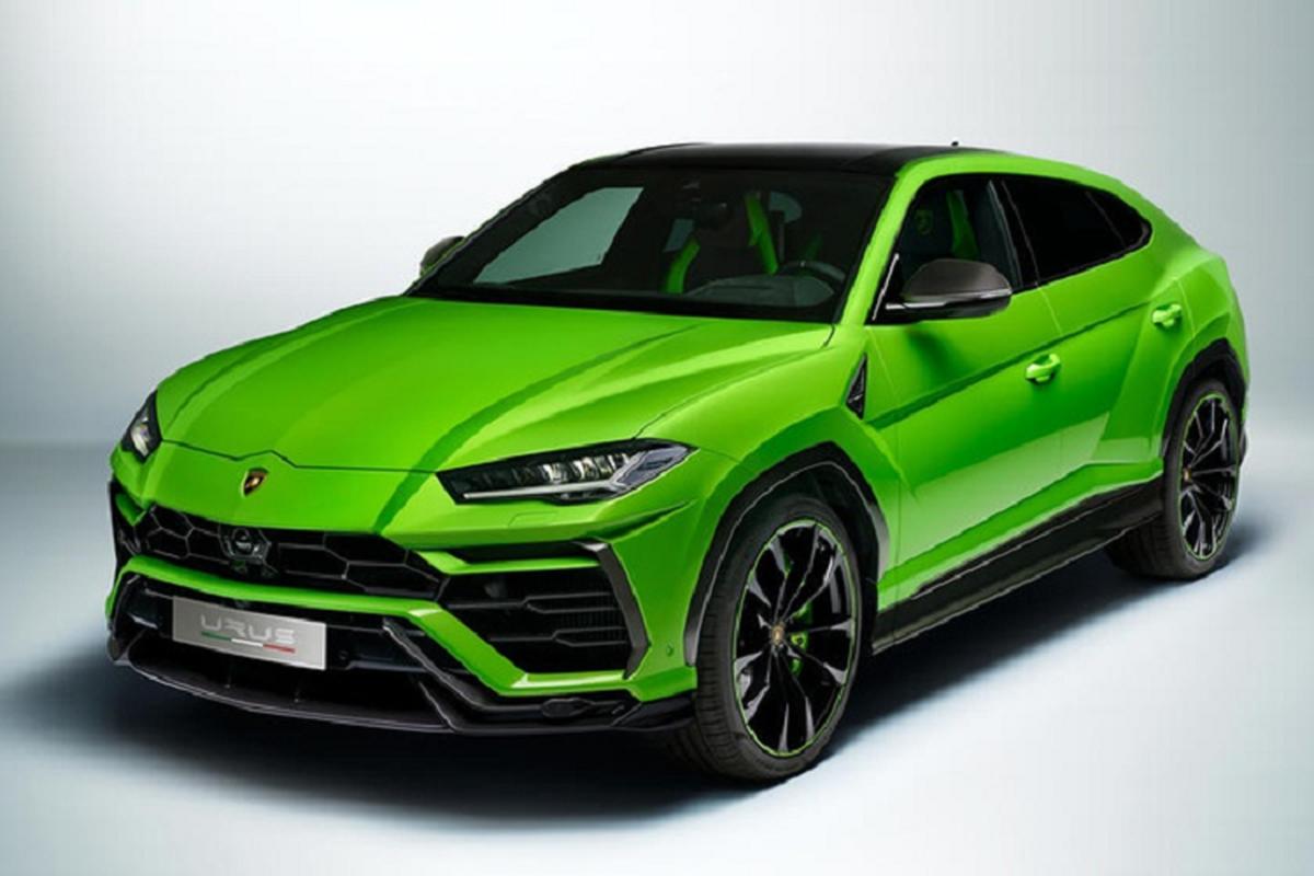 Sieu SUV Lamborghini Urus 2021 se tang gia ban