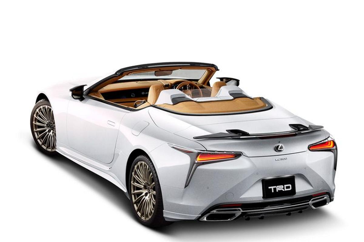 """Lexus LC """"nong bong"""" hon voi phu kien TRD chinh hang-Hinh-2"""