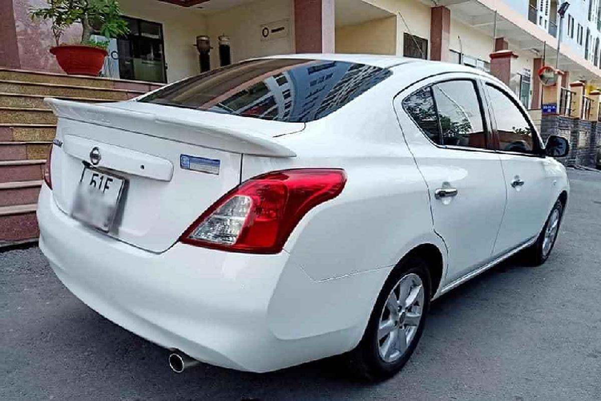 Xe cu Nissan Sunny re nhat phan khuc B tai Viet Nam-Hinh-2