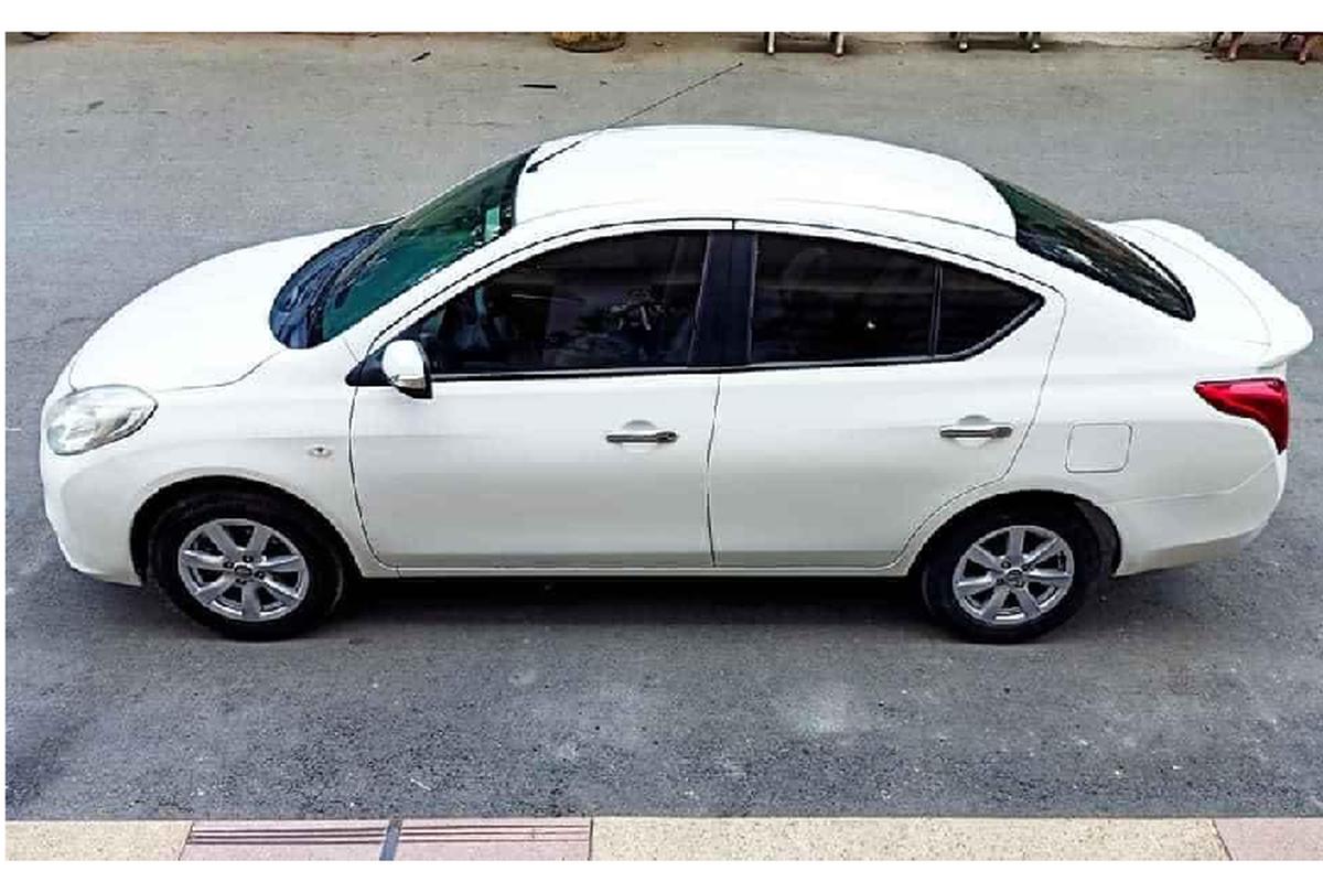 Xe cu Nissan Sunny re nhat phan khuc B tai Viet Nam-Hinh-3
