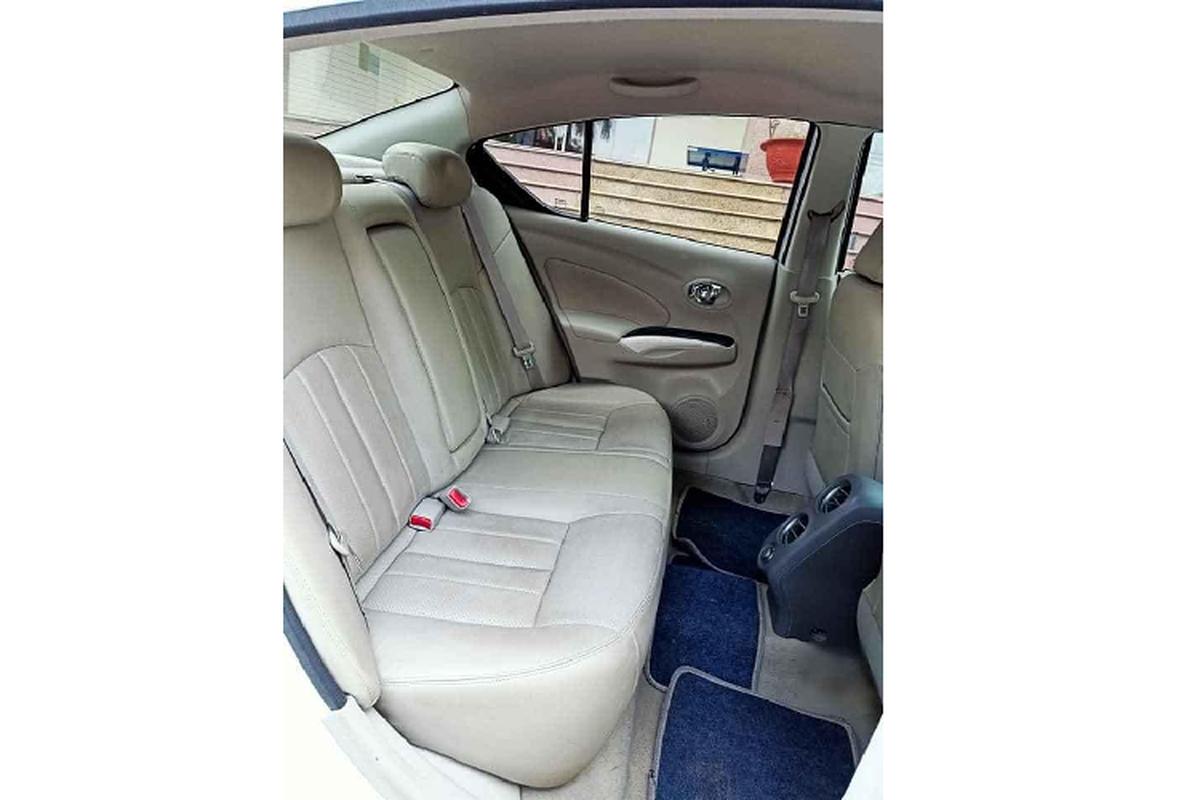 Xe cu Nissan Sunny re nhat phan khuc B tai Viet Nam-Hinh-5