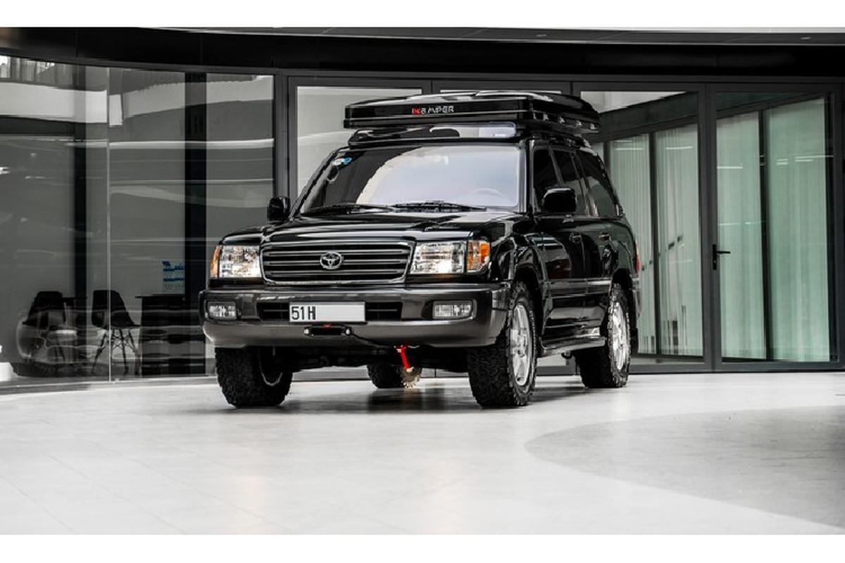 Toyota Land Cruiser 2002 AT may V8