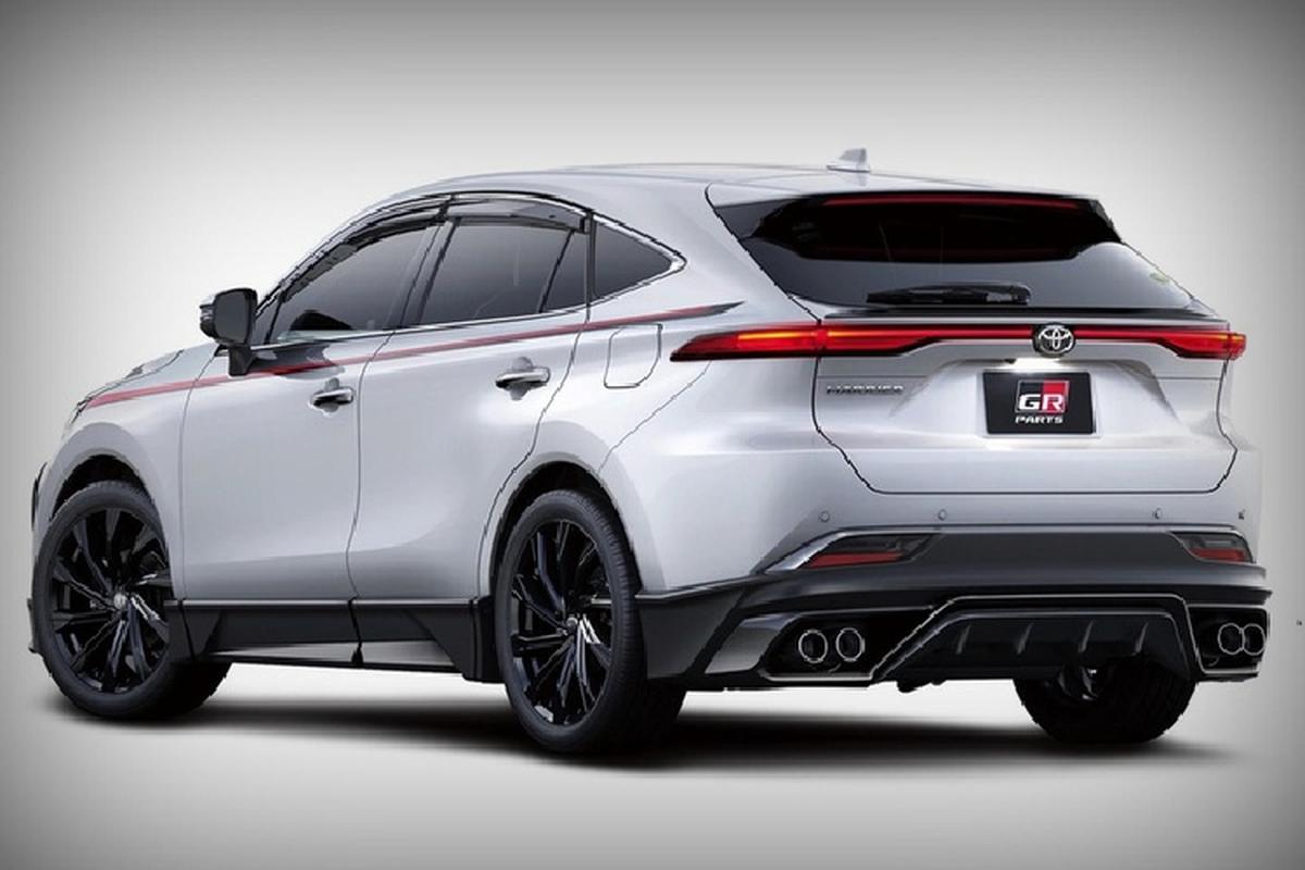 Toyota Venza 2021 voi goi nang cap GR tu 186 trieu dong-Hinh-2