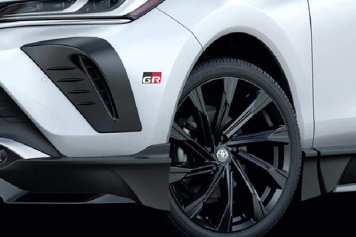 Toyota Venza 2021 voi goi nang cap GR tu 186 trieu dong-Hinh-3